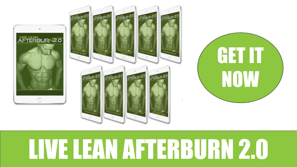 Live Lean Afterburn 2.0