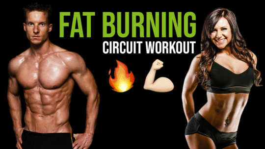 Circuit Training Workout For Fat Loss With Weights