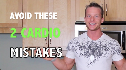 Avoid These 2 Common Mistakes When Doing Cardio To Lose Weight