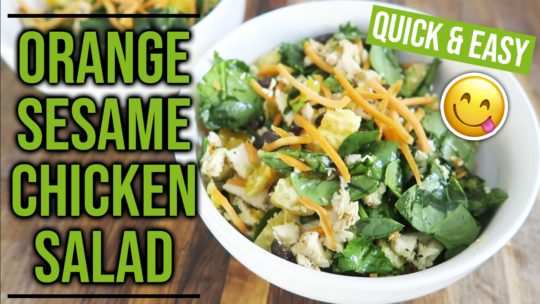 How To Make A Chicken Salad Recipe