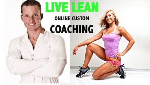 Live Lean Custom Coaching