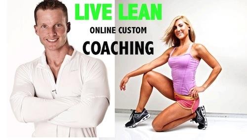 Live Lean Custom Coaching