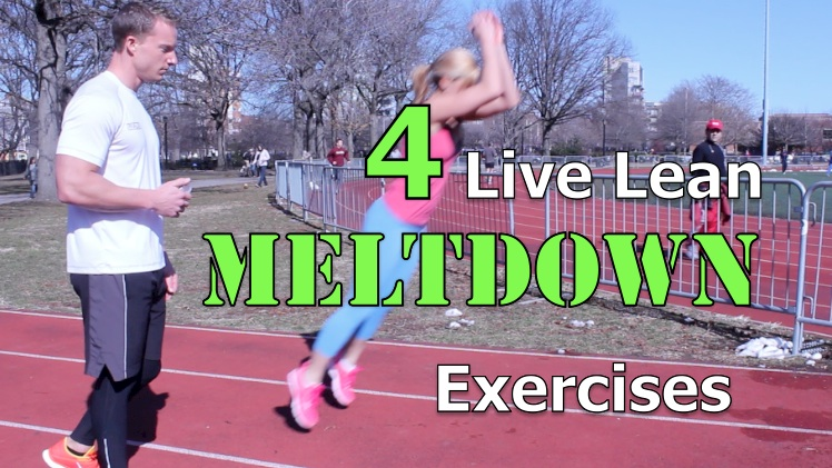 4 At Home Cardio Exercises To Get Lean