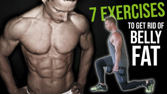 7 Best Exercises To Burn Belly Fat As Fast As Possible