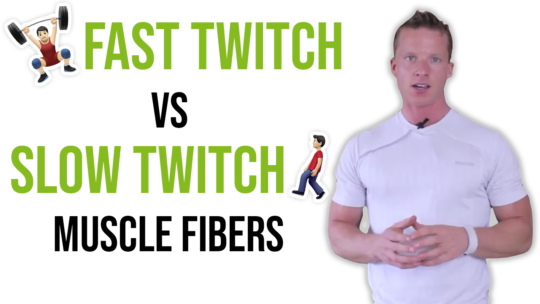 Fast Twitch vs Slow Twitch Muscle Fiber Training