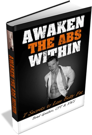 Get Six Pack Abs _ Awaken The Abs Within Cover