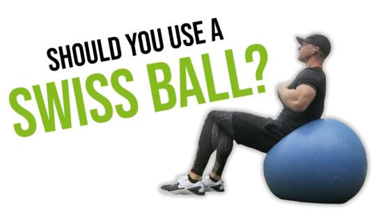 benefits of swiss ball training