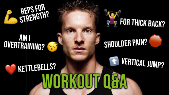 Workout Q&A
