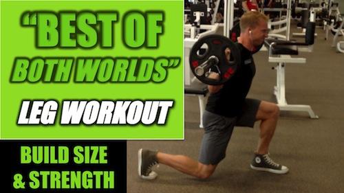 best leg workout
