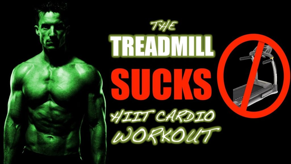 The Treadmill SUCKS HIIT Cardio Workout #LLTV
