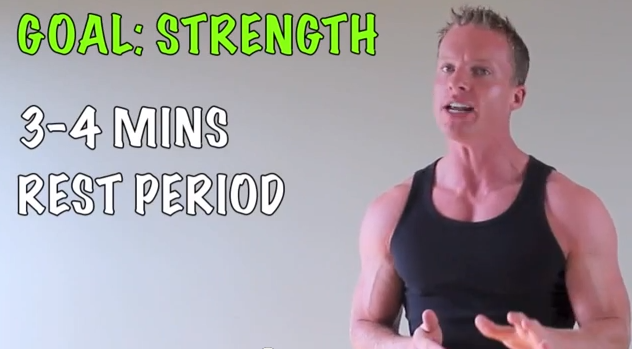 How Long To Rest Between Sets For Fat Loss Muscle Growth And Strength Live Lean Tv