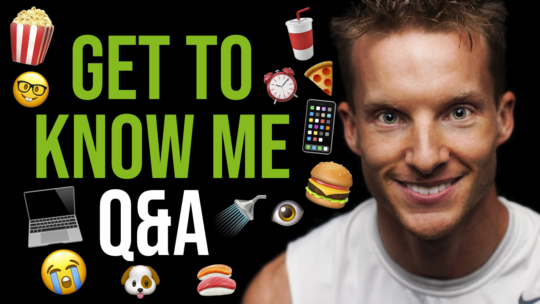 Get To Know Me Q&A: 25 Questions Tag