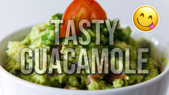 How To Make The Best Guacamole Dip Recipe