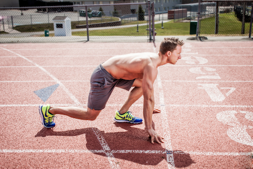 sprint interval workouts