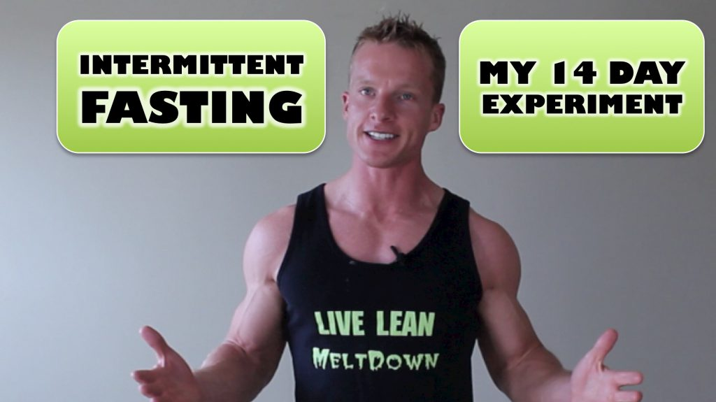 INtermittent Fasting my 14 day experiment