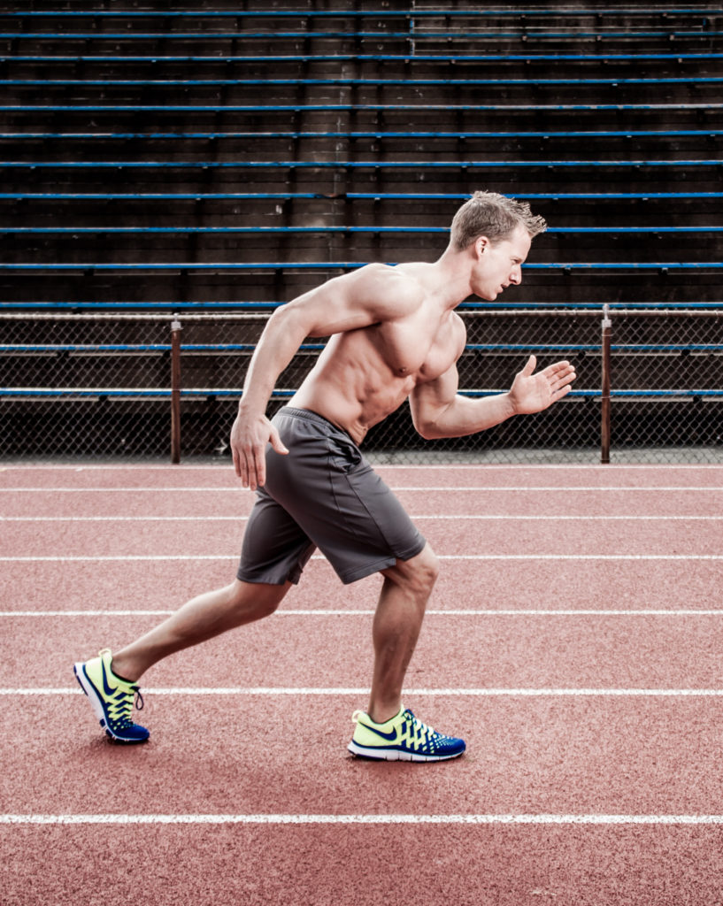 How To Do A Sprint Workout Without A Track