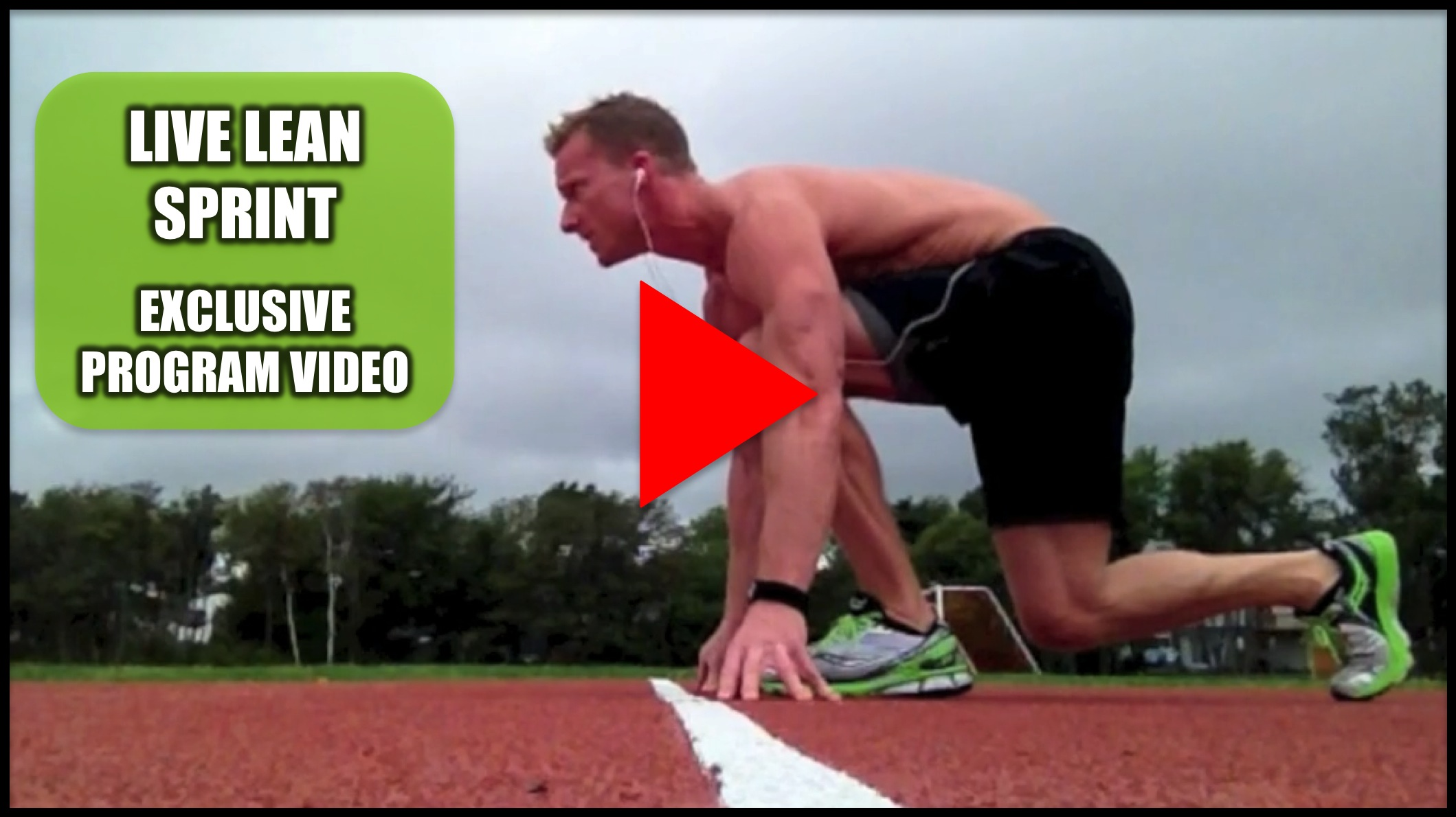 Live Lean Sprint Video Cover
