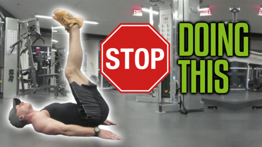 Top 8 Worst Ab Exercise Mistakes To Avoid