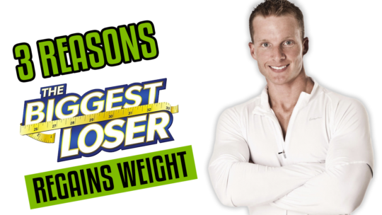 Why The Biggest Loser Contestants Gain All Their Weight Back
