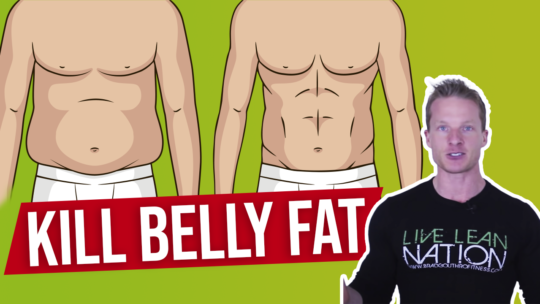 Kill Belly Fat Overnight With The Afterburn Effect