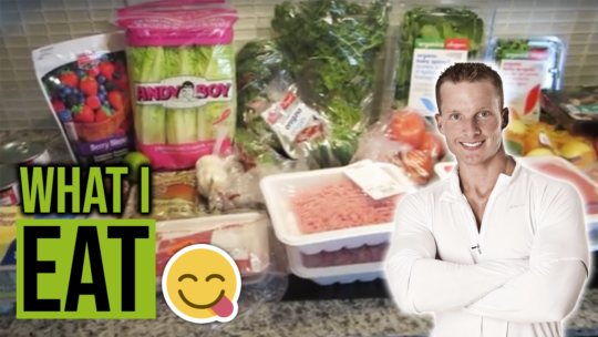 Healthy Whole Food Grocery Food Haul