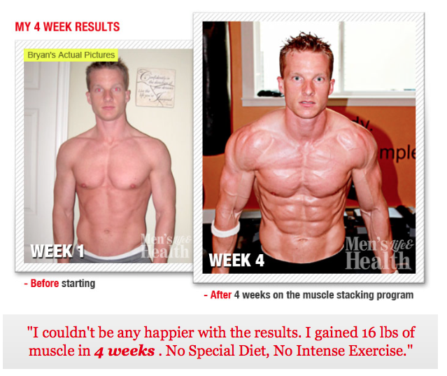 A Supplement Company Stole My Before And After Pictures And Used Them To Scam People