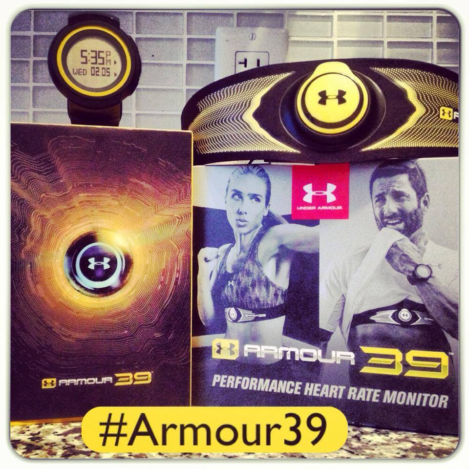 #Armour39 HR Monitor Review