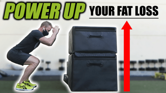 10 Minute Plyometric Box Jump Workout For Fat Loss And Power