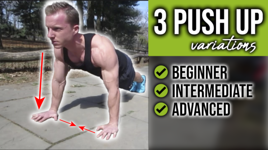 How To Do A Push Up Correctly For Beginners To Advanced