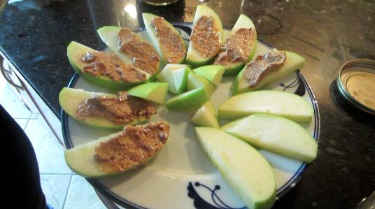 Almond Butter & Apple Cinnamon
