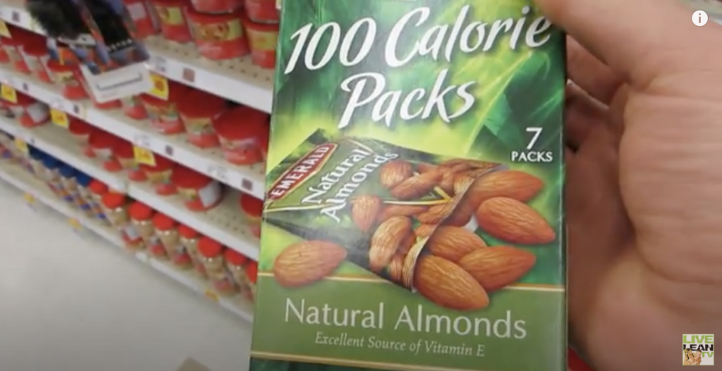 Healthy On The Go Snacks At The Grocery Store