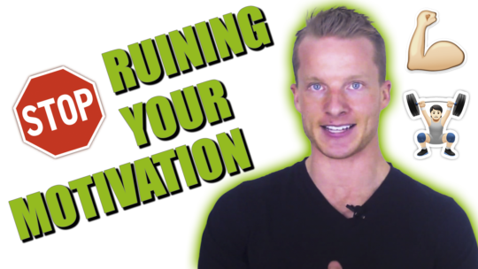 3 Things Killing Your Motivation To Get In Shape