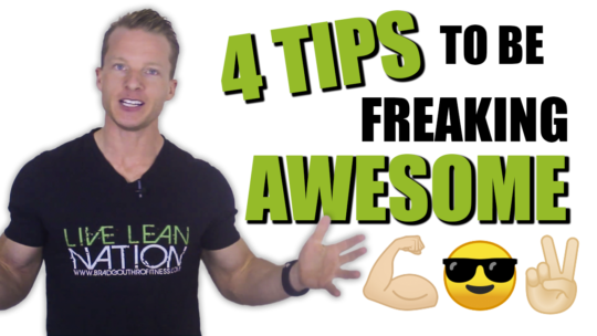 4 Core Beliefs To Live By To Be Freaking Awesome