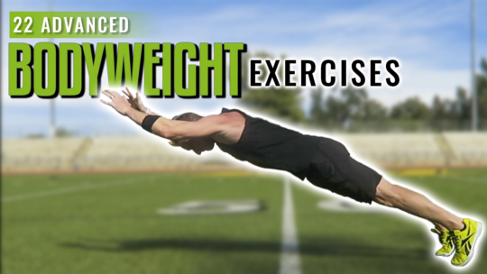 22 Bodyweight Exercises You've Never Tried Before