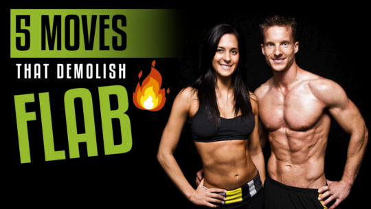 5 Best Exercises To Lose Belly Fat Flab