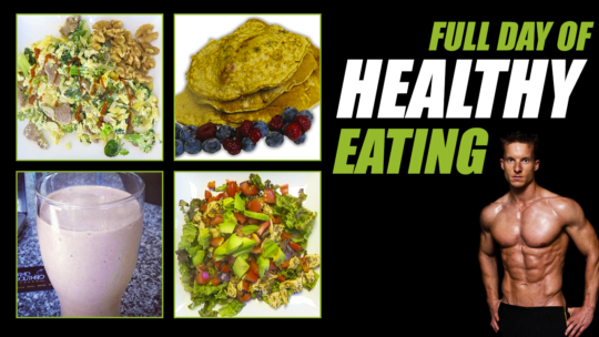 What I Eat In A Day To Stay Lean And Muscular