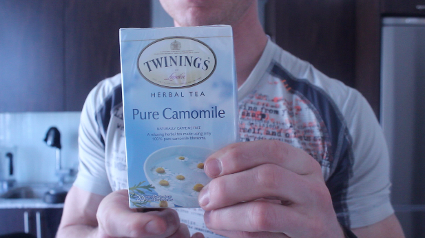 camomile tea foods to make you sleep