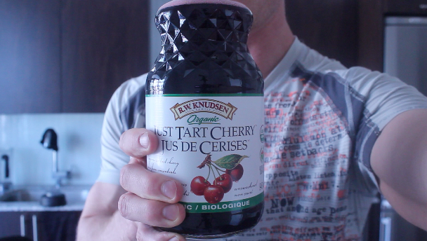 Foods to help you sleep Tart Cherry Juice