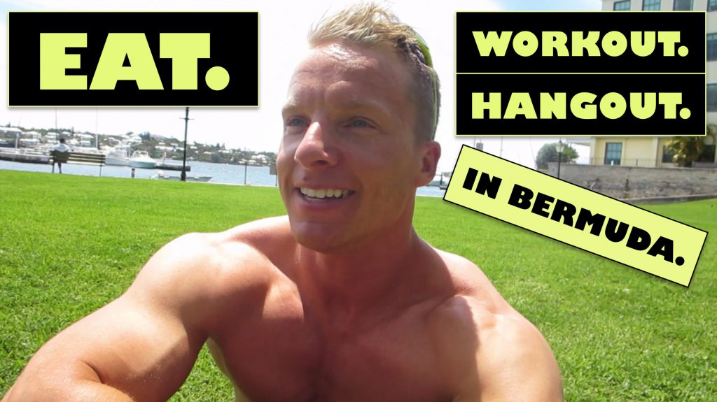 A Day In The Life Of A Fitness YouTuber Vlog