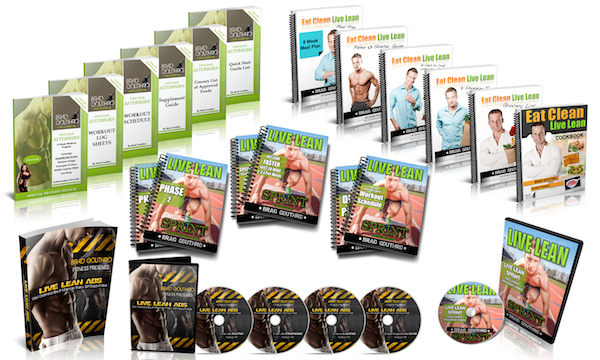 The Ultimate Live Lean Abs Superpack