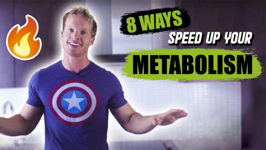 8 Ways To Boost Your Metabolism