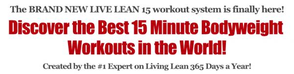 Live Lean 15