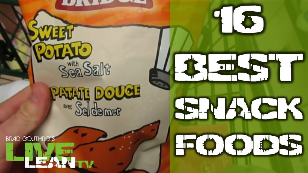 The 16 Best Grocery Store Snack Foods