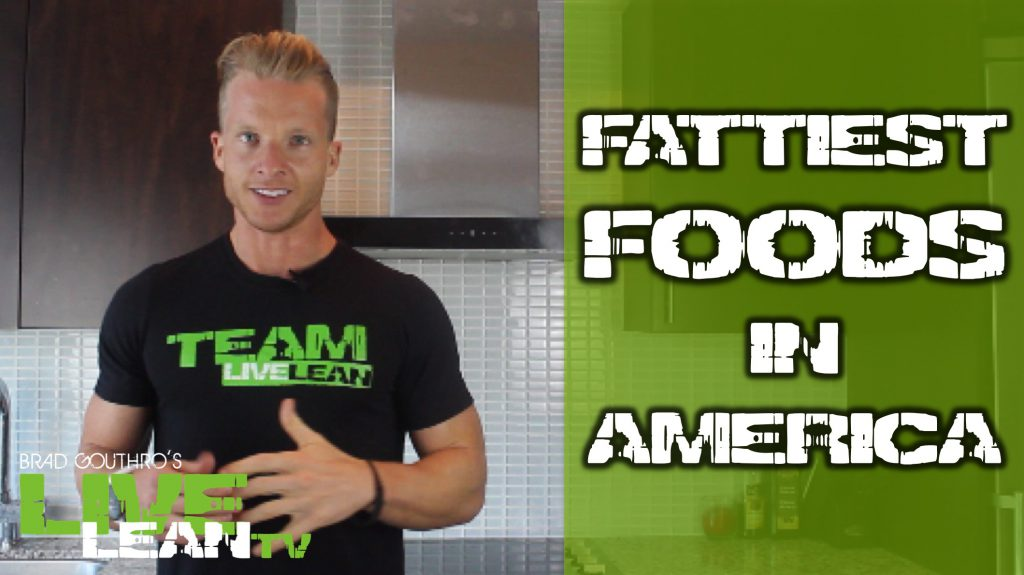 Fattiest Foods In America