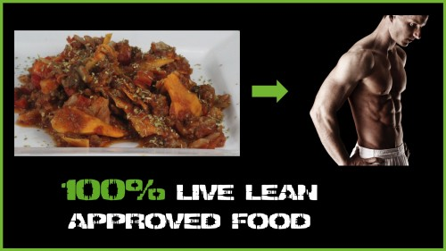 100 Live Lean Approved Food