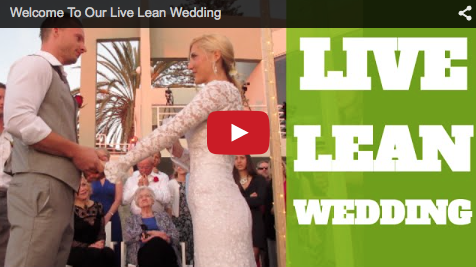 Live Lean Wedding