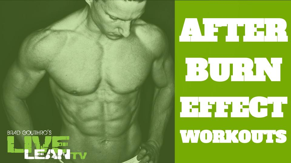 Afterburn Effect Workouts