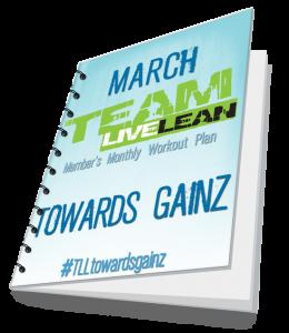 March Towards Gainz