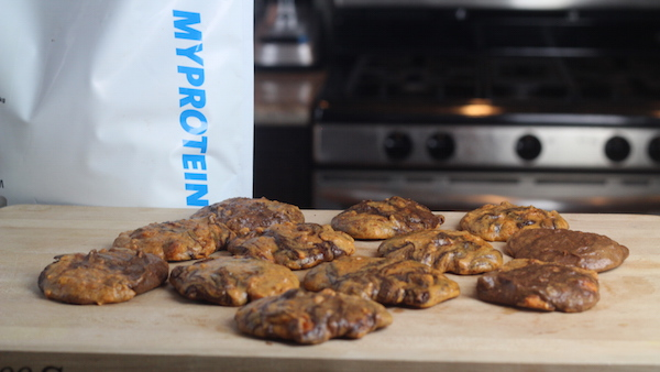 Paleo Protein Chocolate Chip Cookie Recipe