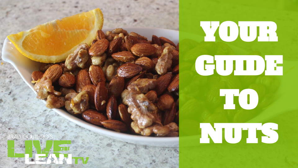 Your Ultimate Guide To Nuts